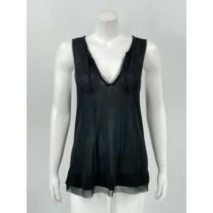 Feel the Piece Terre Jacobs Sleeveless Knit Top